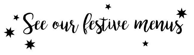 See our festive menus