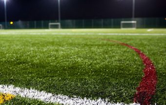 Football pitch square