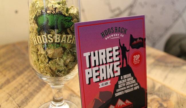 3 Peaks Ale