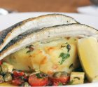 sea bass summer menu