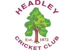Headley Cricket Club Logo