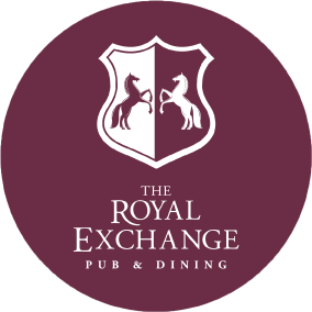 The Royal Exchange logo