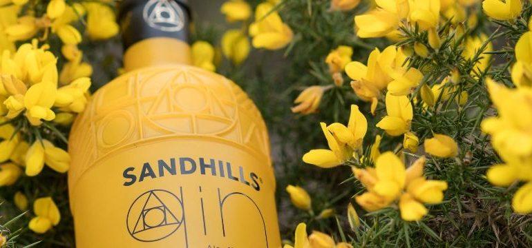 Supplier Spotlight: Sandhills Gin