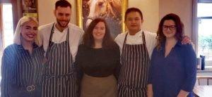 Royal Exchange team